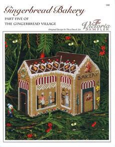The Victoria Sampler  Gingerbread Bakery