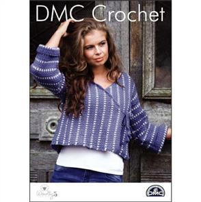 DMC  Crochet - Woolly 5 - KiKi Kimono