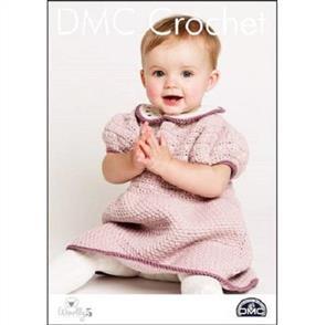 DMC  Crochet - Woolly 5 - Rosie Ruche Dress