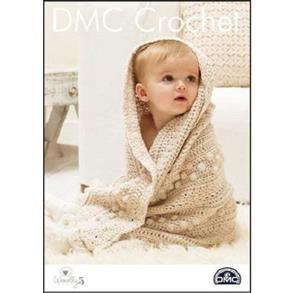 DMC  Crochet - Woolly 5 - Billy Bobble Blanket