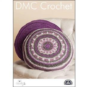 DMC  Crochet - Woolly 5 - Mind Your Mandala Pillows