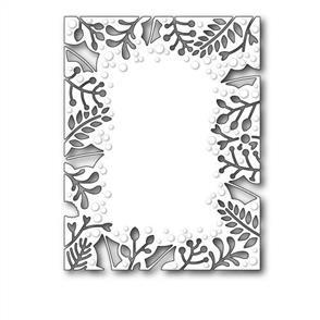 Poppystamps  Die - Botanica Frame
