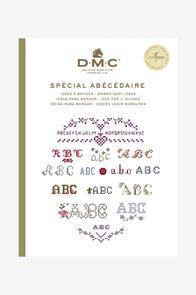 DMC Cross Stitch Book - Special ABC's
