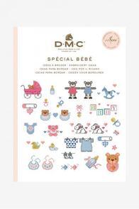 DMC Cross Stitch Book - Special Baby