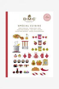 DMC Cross Stitch Book - Special Cuisine