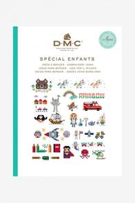DMC Cross Stitch Book - Special Children