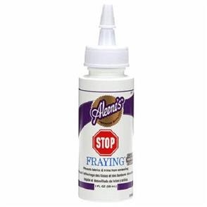 Aleene's  Stop Fraying Glue 2oz Dabber