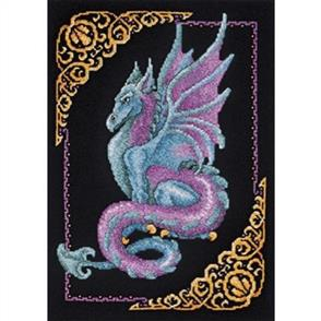 Janlynn  Mythical Dragon - Cross Stitch Kit