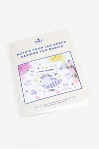DMC Baby Cross Stitch Booklet