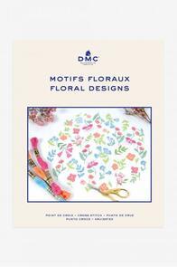 DMC Flowers Cross-Stitch Booklet