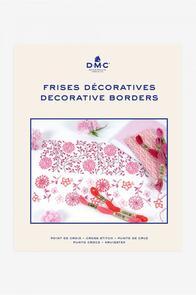 DMC Borders Cross-Stitch Booklet