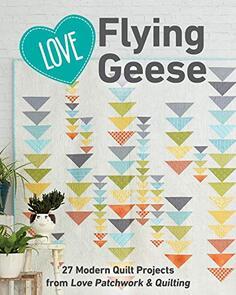 Stash Books  Flying Geese