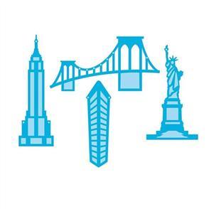 Tonic  Dies - New York Landmarks
