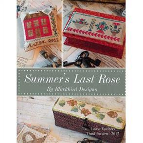 Blackbird Designs  Summer's Last Rose