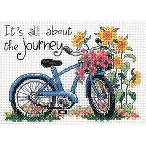 Dimensions  The Journey - Cross Stitch