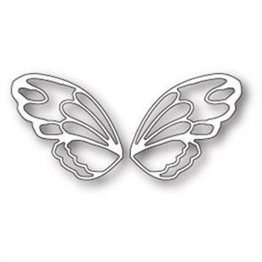 Poppystamps  Die - Fantasy Faerie Wings