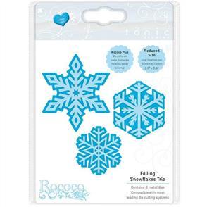 Tonic Dies - Christmas Trio - Falling Snowfall Trio