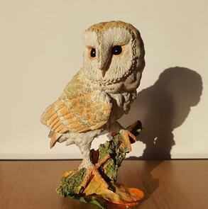 Country Artists  Barn Owl - New/Boxed