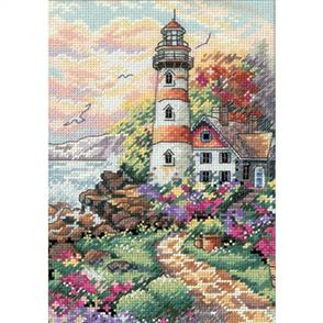 Dimensions  Beacon at Daybreak - Cross Stitch Kit