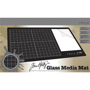 "Tonic Tim Holtz Glass Media Mat 23.75""X14.25"""