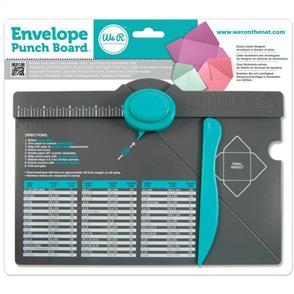 WRMK  Envelope Punch Board - We R Memory Keepers