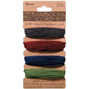 Darice Bamboo Cord 20lb 120' - Jewel