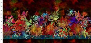In the Beginning Fabrics  Floragraphix V  by Jason Yenter - 1FGE-1