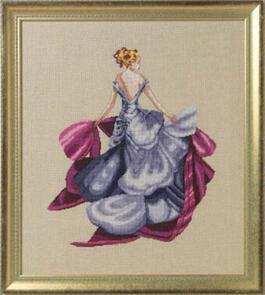 Mirabilia Starlet by Nora Corbett Cross Stitch Pattern