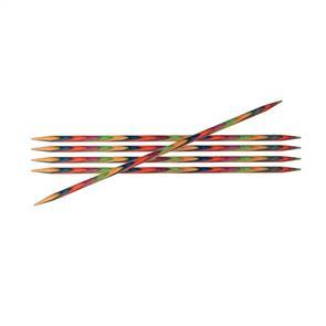 Knitpro Symfonie, Double Pointed Knitting Needles - 10cm