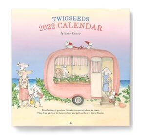 Twigseeds  2022 Calendar