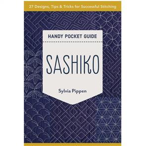 MISC Sashiko Handy Pocket Guide