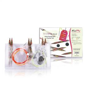 Knitpro  Knit Pro: Symfonie Wood Interchangeable Chunky Set