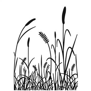 Darice  Embossing Folder - Grass