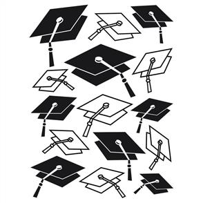 Darice  Embossing Folder - Graduation