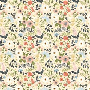Poppie Cotton  Farmgirls Unite Collection - 54730 - Farmgirl - 101