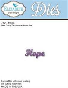 Elizabeth Craft  HOPE Die