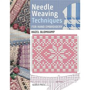 MISC Needle Weaving Techniques for Hand Embroidery