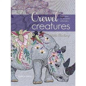 Hazel Blomkamp Crewel Creatures : Fresh Ideas for Jacobean Embroidery