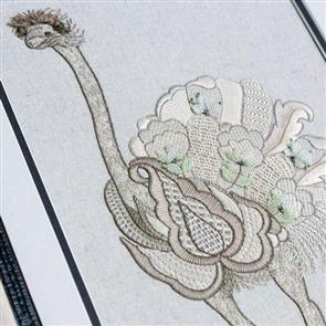 Hazel Blomkamp Crewel Creatures - Audrey Print Pack