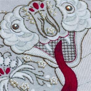 Hazel Blomkamp Crewel Creatures - Janet Print Pack