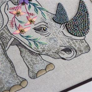 Hazel Blomkamp Crewel Creatures - Roger Print Pack