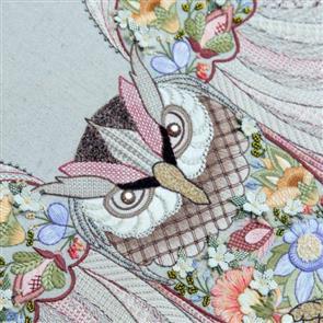 Hazel Blomkamp Crewel Creatures - Maureen Print Pack