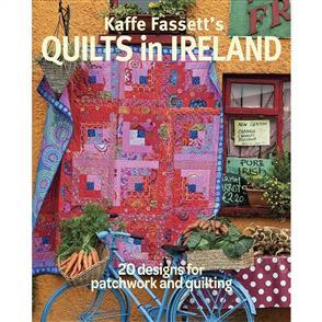 Kaffe Fassett 's Quilts in Ireland