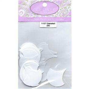 "Sue Daley English Paper Pieces - 1-1/2"" Clamshell"