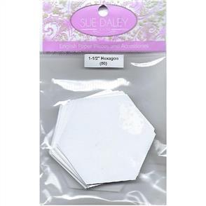 "Sue Daley English Paper Pieces - Hexagon 1-1/2"""