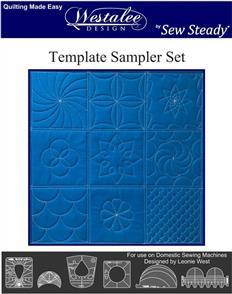 Westalee  Sampler Template Set-HS