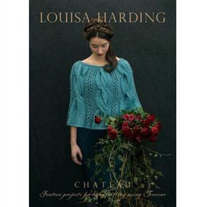 Louisa Harding - Pattern Book - Chateau - 14 Designs