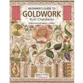 Search Press Beginner's Guide to Gold-work