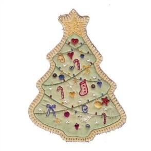Chickadee Hollow Vintage Christmas Ornament Tree