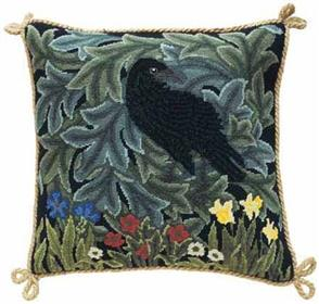 Beth Russell Raven - Tapestry Kit
